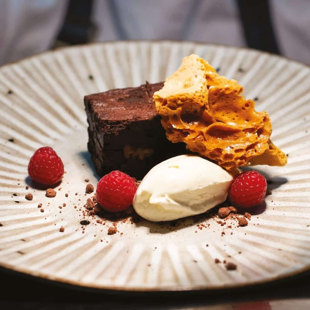 1539 Restaurant Chocolate Brownie Scaled.jpg