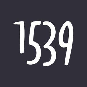 1539 Restaurant & Bar Logo