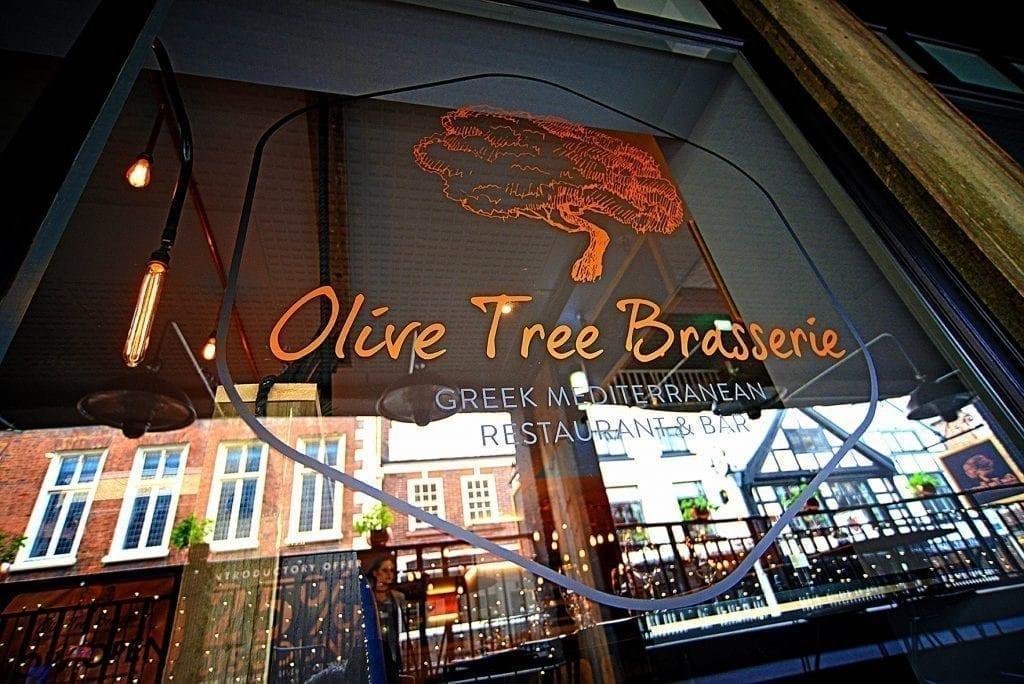 Olive Tree Brasserie Restaurants Chester Greek Restaurants Chester Chester Rows Chester.com .jpg