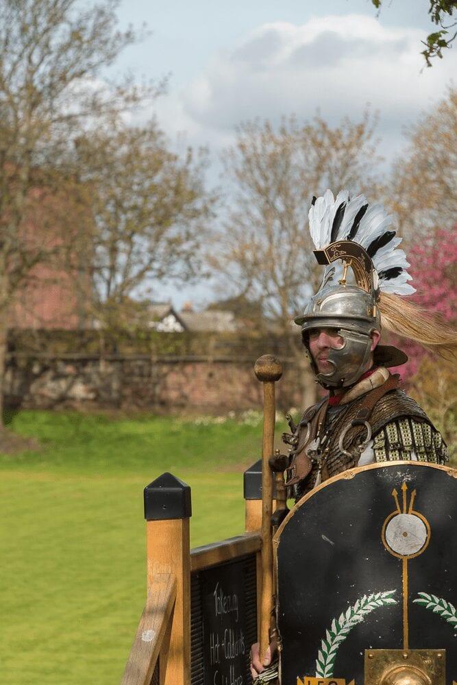 roman tours soldier
