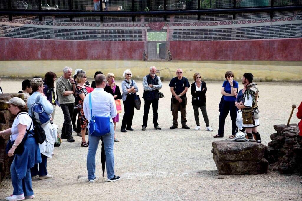 roman tours tai chi group summer