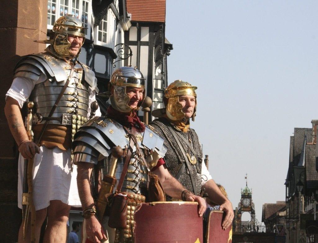 Book a Roman Street Walking Tour