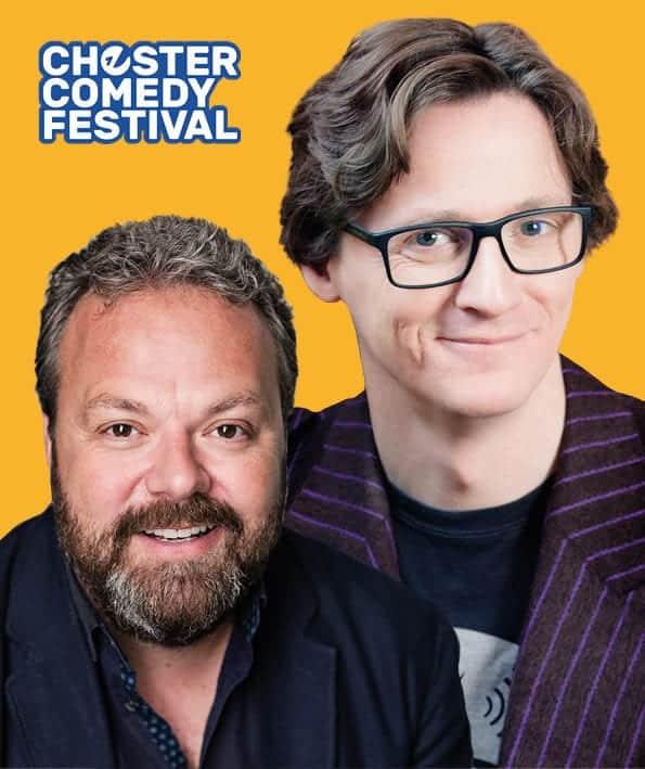 chester comedy festival ed byrne hal cruttenden