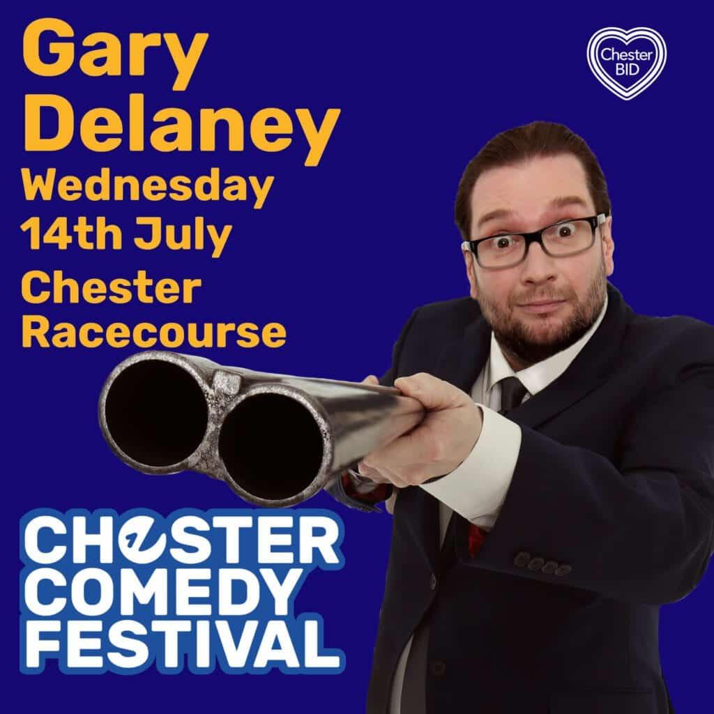 chester comedy festival gary delaney