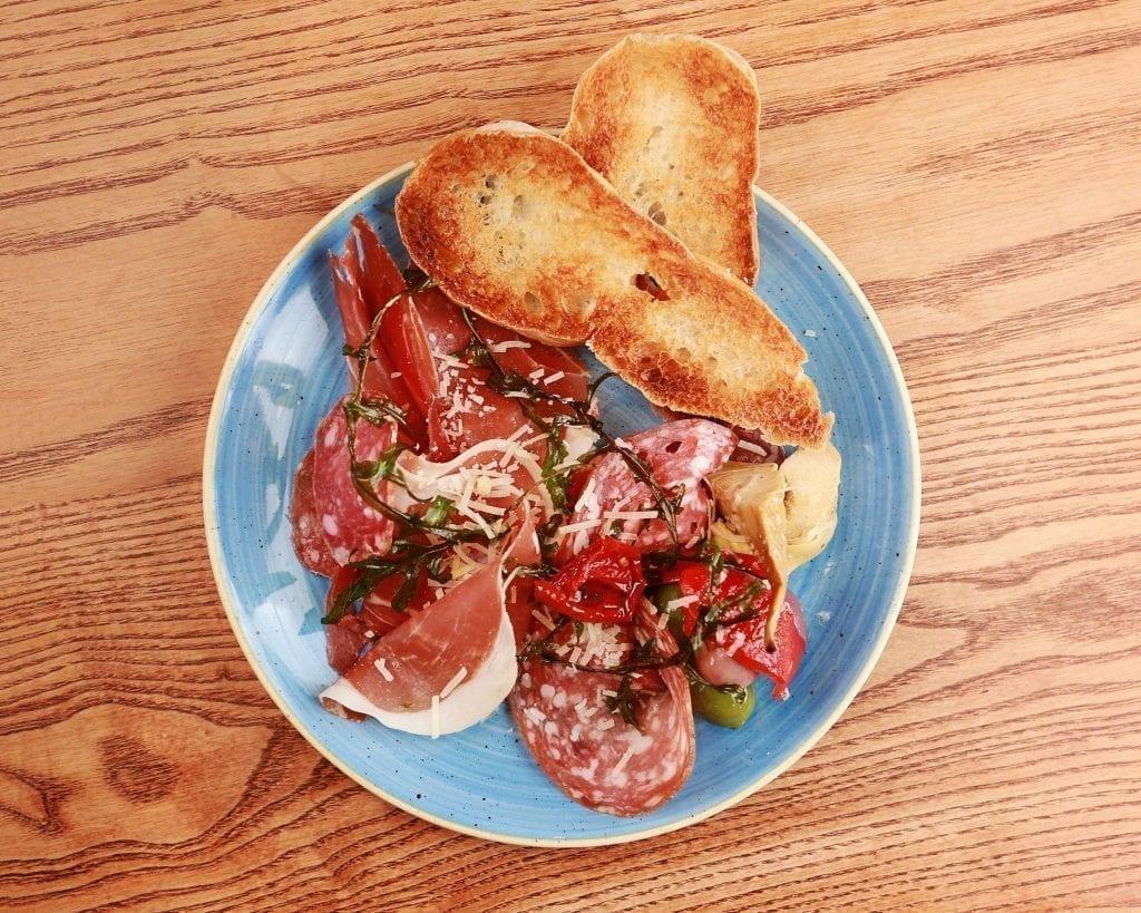 Ringobells Pub Restaurant Antipasto Chester.com .jpg