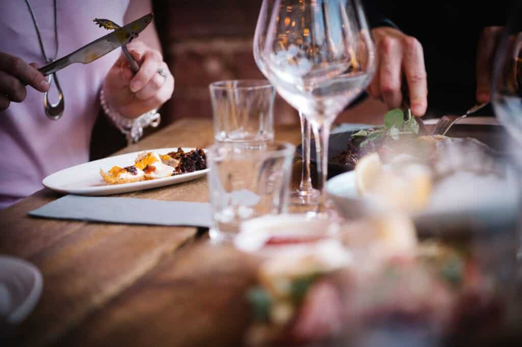 The Yard Wine Bar Chester Italian Fine Dining Chester