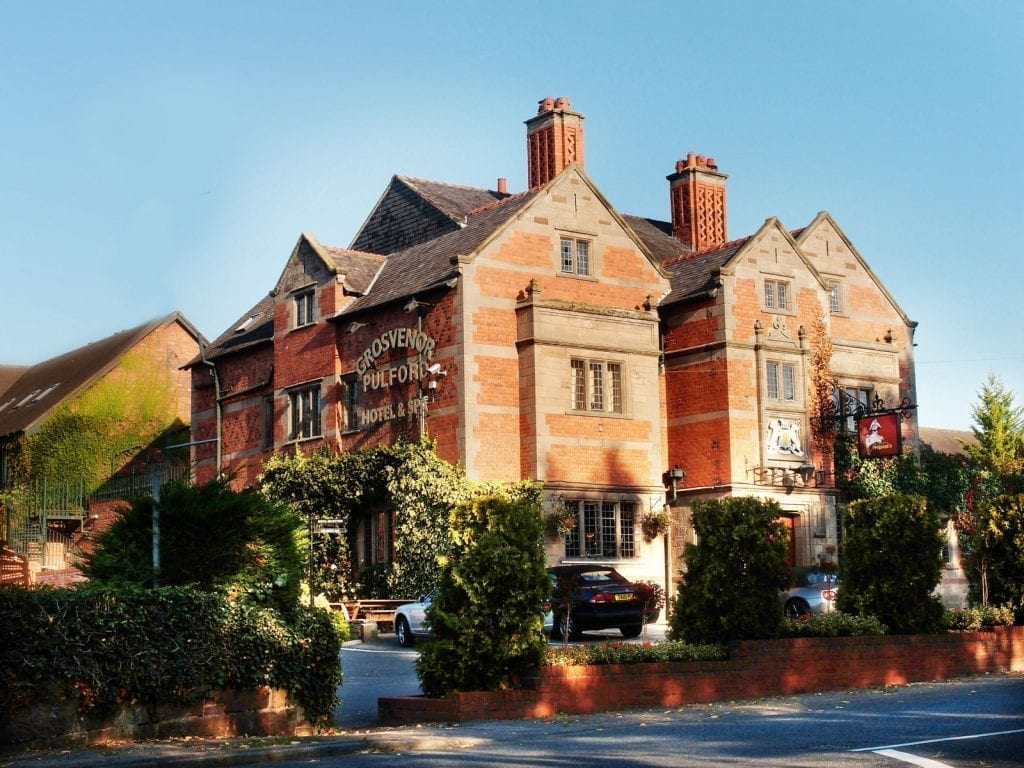 Grosvenor Pulford Hotel Hotels Chester Where To Stay Chester Exterior Chester.com .jpg