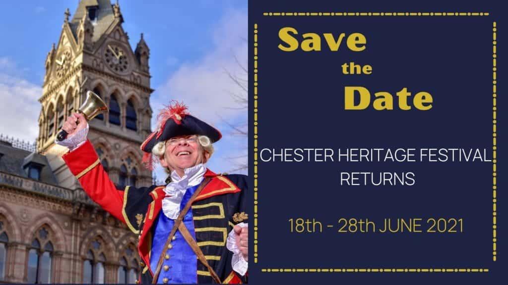Chester Heritage Festival Returns