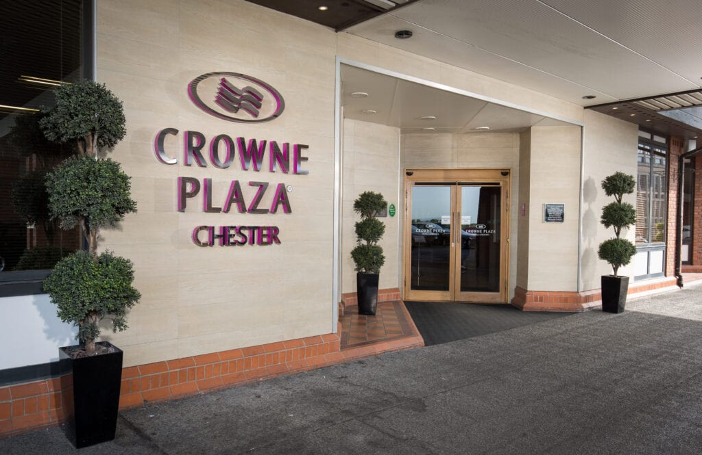 crowne plaza hotels chester city centre