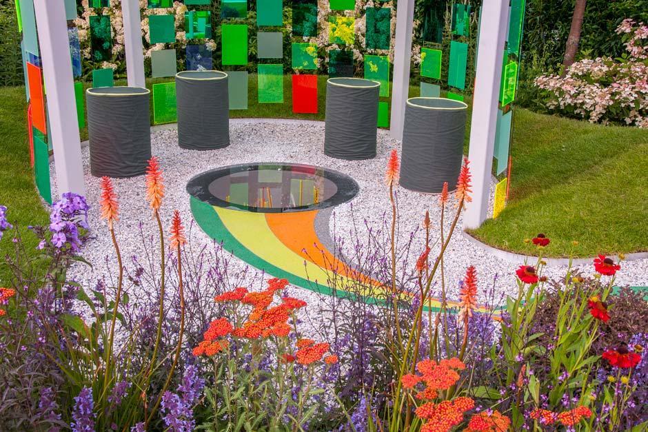Tatton Park Rhs Flower Show Gardens