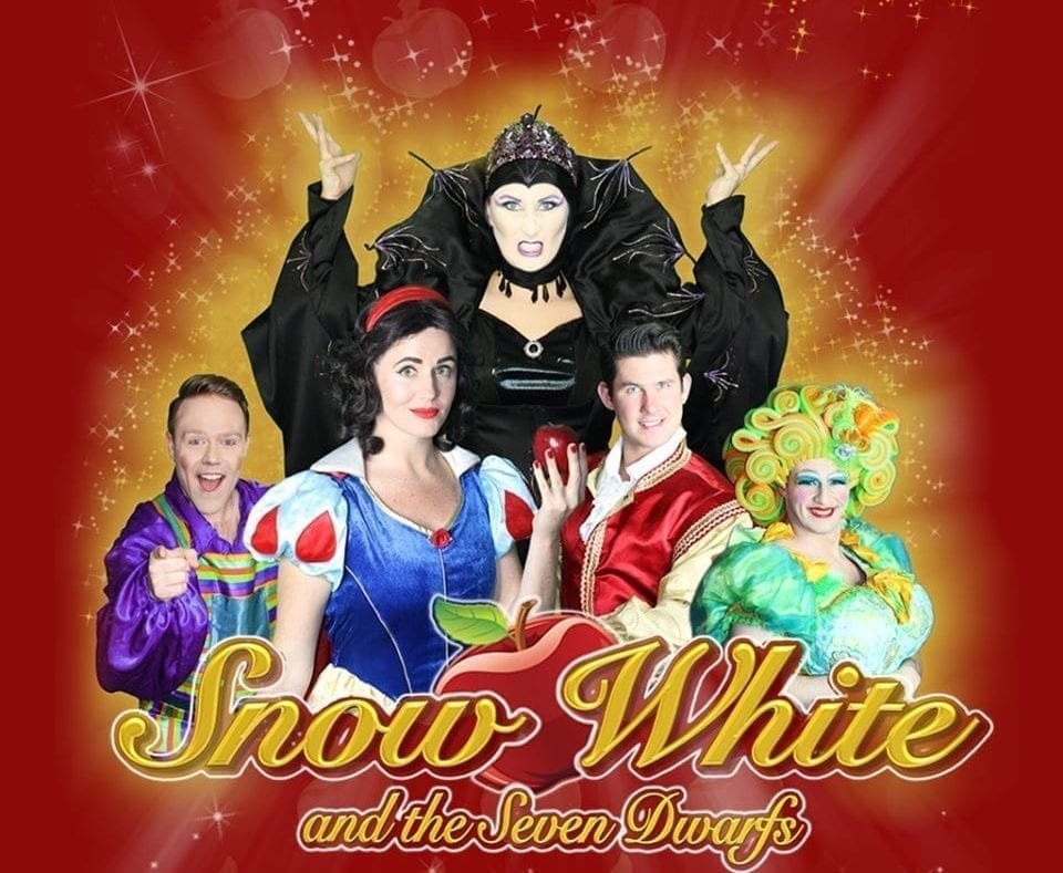 Snow White and the Seven Dwarfs-Family-Pantomime-Chester