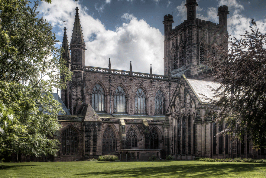 Heritage Open Days Chester Cathedral Exterior Chester.com .png
