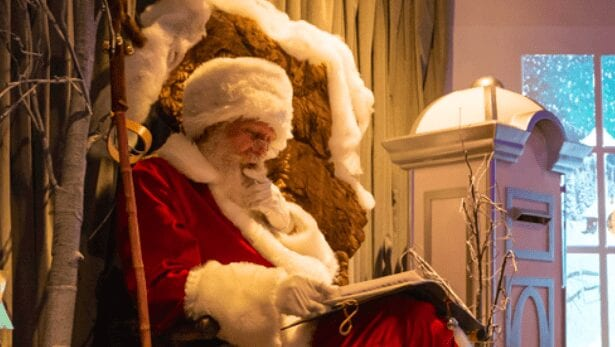 Meet Santa in Chester