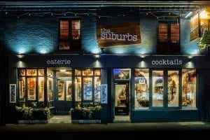 The Suburbs Cocktail bar Hoole Chester