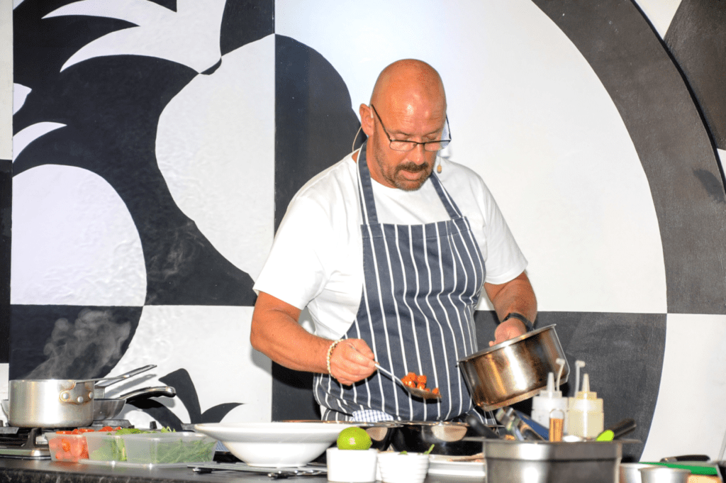 Chester Food And Drink Festival Demonstrations