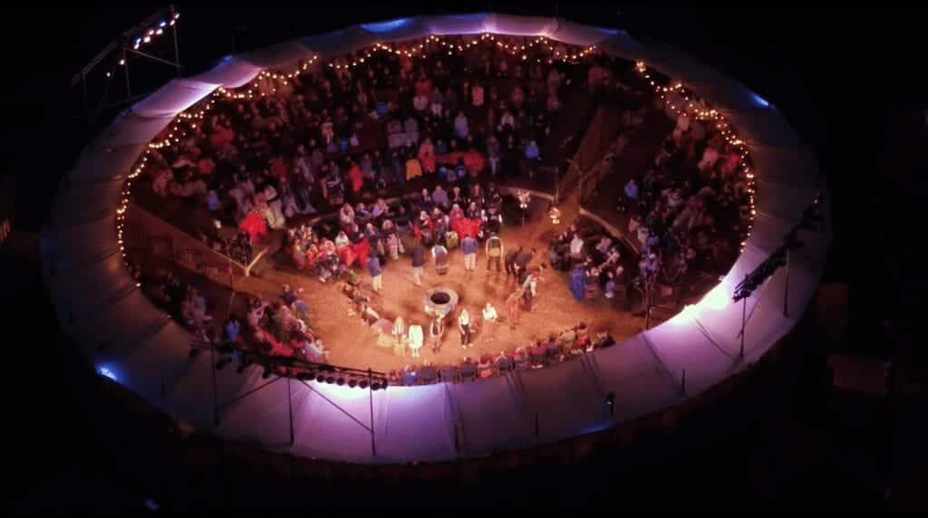 Grosvenor Park Open Air Theatre Best Outside Of London
