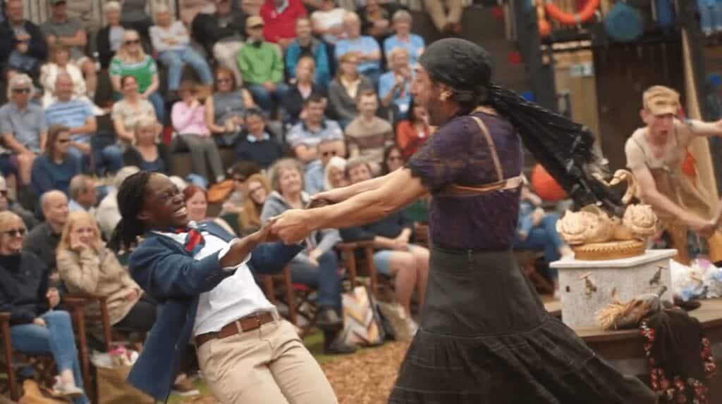 Grosvenor Park Open Air Theatre Summer Season