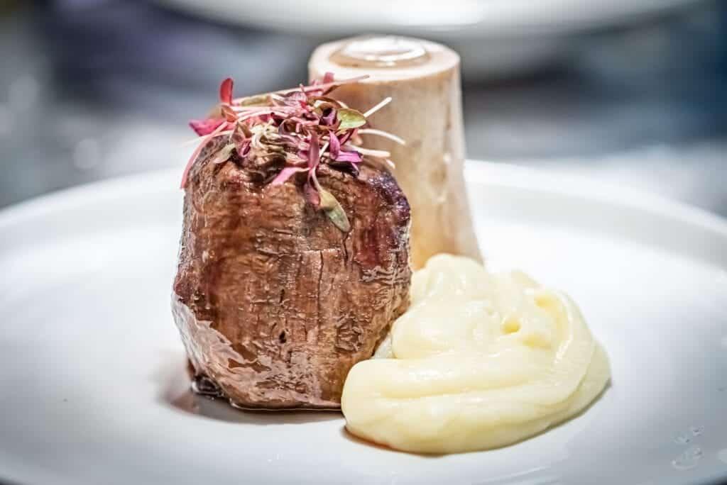 Da Noi Italian Fine Dining Beef
