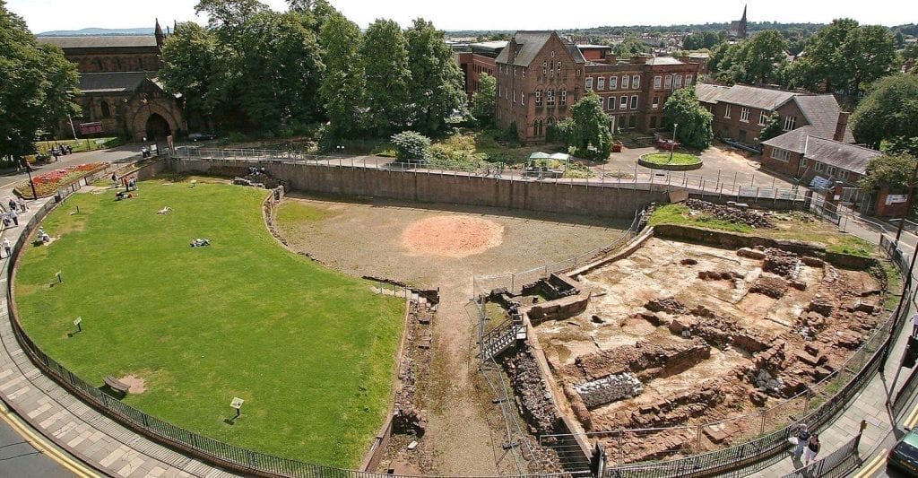 Chester-roman-amphitheatre Sightseeing Chester