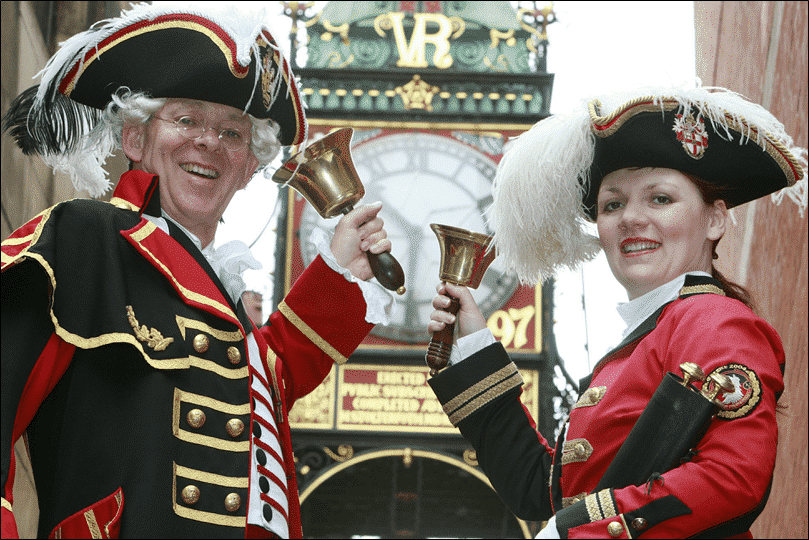 chester town criers