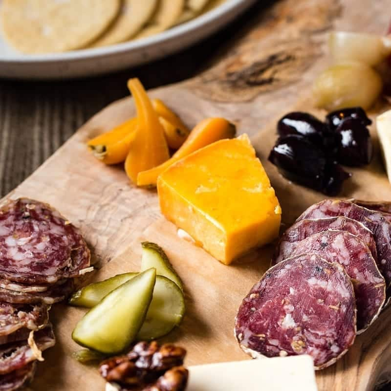 Docket No 64 Charcuterie Board