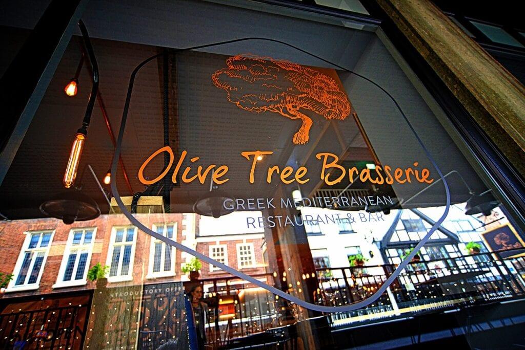 Olive Tree Brasserie Chester Greek Mediterranean Restaurant Bar