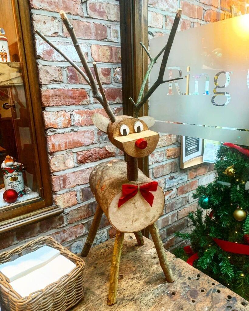 Ring Bells Christleton Chester Christmas