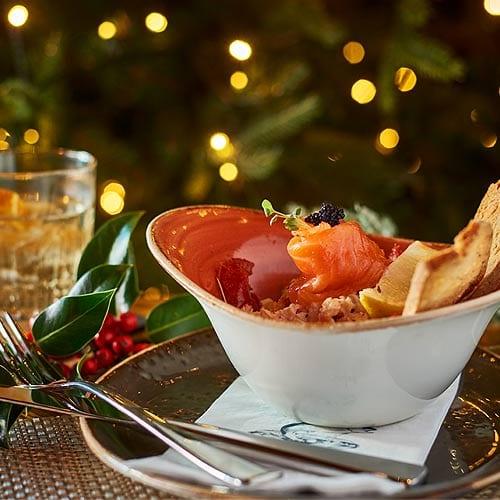 The Fishpool Inn Christmas Menus