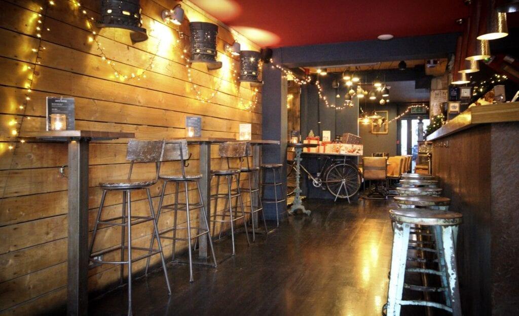 The Suburbs Christmas Chester Bars
