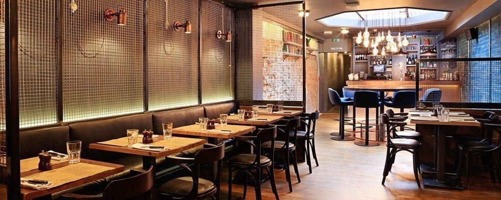 Urbano32 Restaurant on Bridge Street Chester