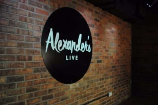 Alexander's Live Rufus Court Chester