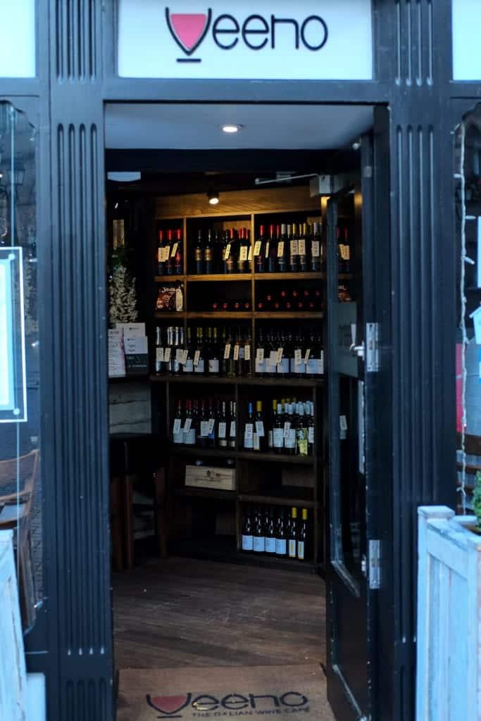 Veeno Wine Cafe Chester