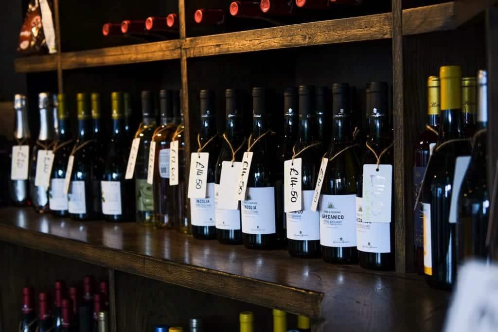 Veeno Wine Bar Cafe Chester