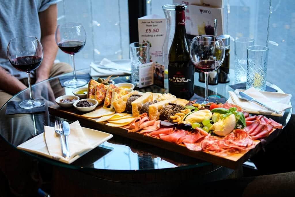 Veeno-Chester Italian Wines Wine Cafe