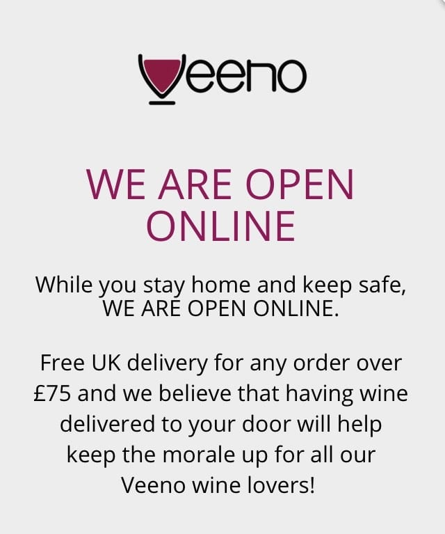Veeno Online Free Delivery over £75