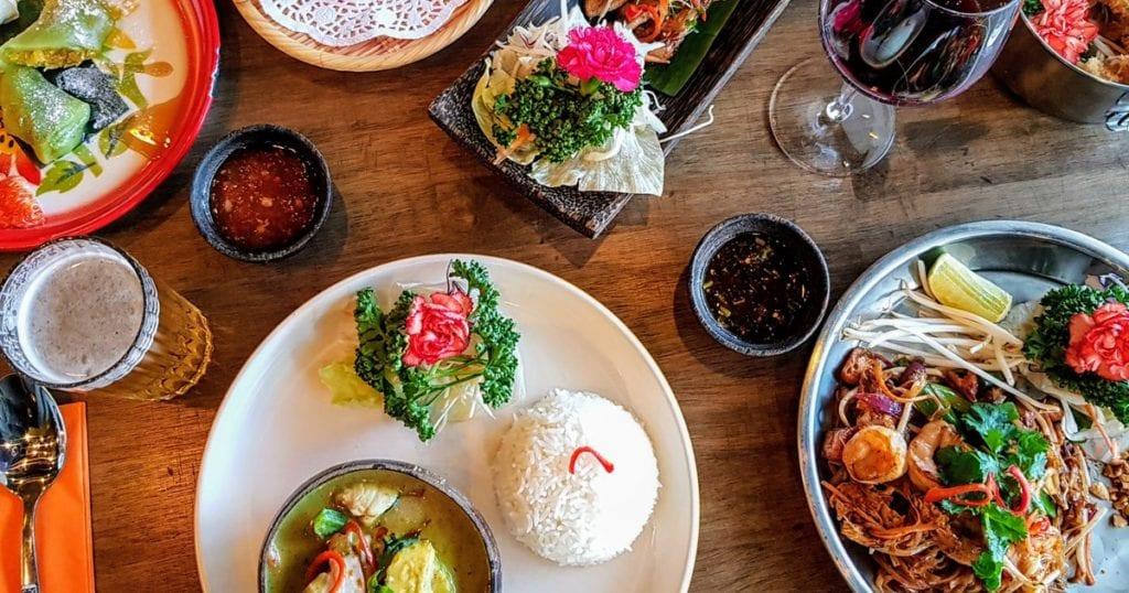 9 Elephants Thai Drink & Dine Authentic Thai Food