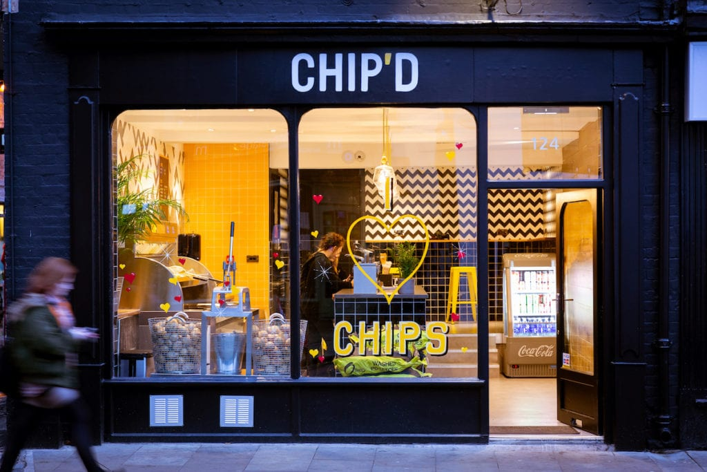Chip'd is one year old!