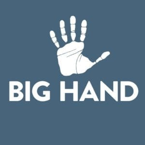 Big Hand Logo