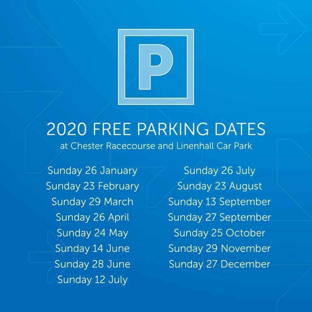 Chester Racecourse Free Parking Sundays Scaled.jpg