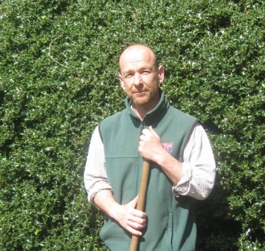 Tatton Park Simon Tetlow Tatton Head Gardener