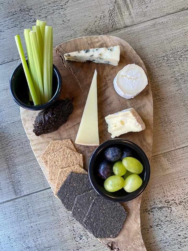 Chez Jules To You Cheese Board