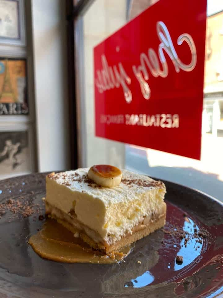 Chez Jules To You Banoffee Pie
