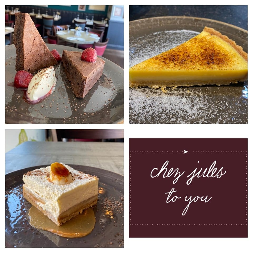 Chez Jules To You Desserts