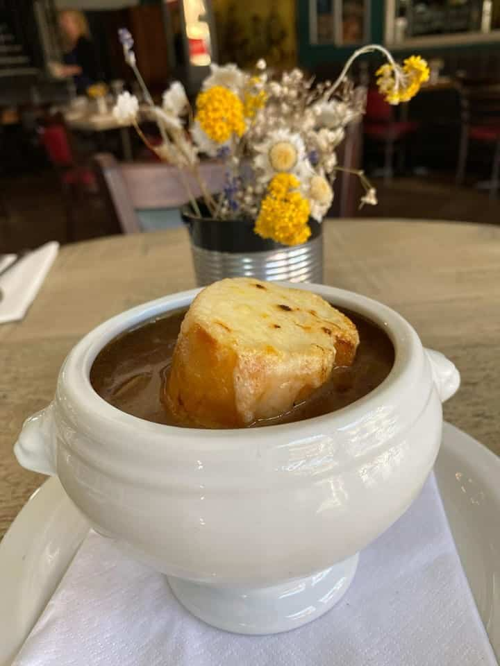 Chez Jules To You French Onion Soup
