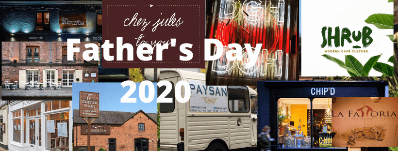 Father's Day 2020 in Chester