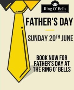 ring o bells fathers day chester