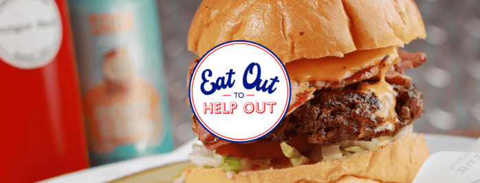 Burger Shed41 Eat Out To Help Out