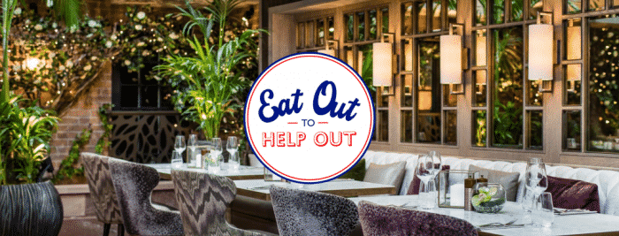 Palm Court Eat Out To Help Out
