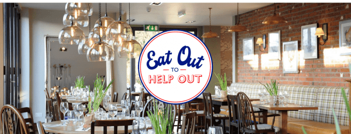 Ring O Bells Eat Out To Help Out