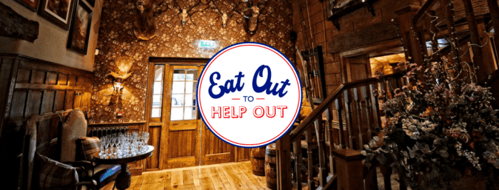 The Fishpool Inn Eat Out To Help Out